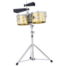 Image for LP272B Brass Timbalitos from SamAsh