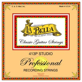 Image for 413P Professional Studio Classical Guitar Strings from SamAsh