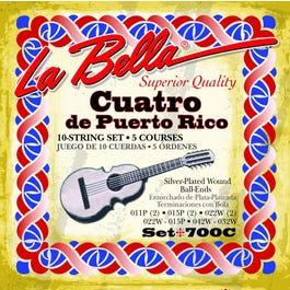 Image for 700C Cuatro de Puerto Rico Strings from SamAsh