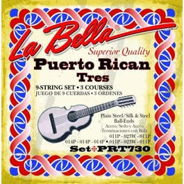 Image for PRT730 Puerto Rican Tres 9-String Set from SamAsh