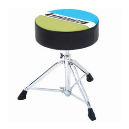 Image for Atlas Classic Round Drum Throne from SamAsh