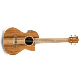 Image for ACS-CET Solid Acacia Acoustic-Electric Tenor Ukulele from SamAsh