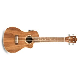 Image for Acacia Solid Top Acoustic-Electric Concert Ukulele from SamAsh