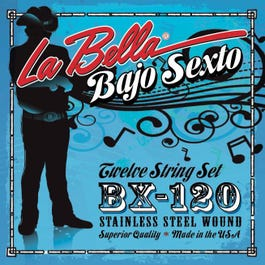 Image for BX120 Bajo Sexto from SamAsh
