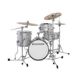 Image for Breakbeats by Questlove 4-Piece Shell Pack with Bags from SamAsh