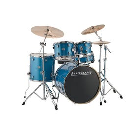 """Image for Evolution 5-Piece Drum Kit with Zildjian Cymbals - 22"""" Bass from SamAsh"""