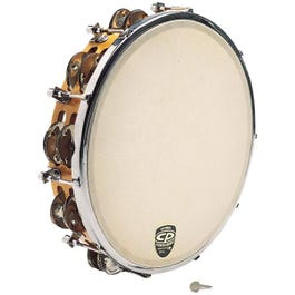 Image for CP391 Tunable Wood Tambourine