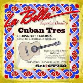La Bella CT750 Cuban Tres (6-Strings)