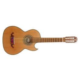 Image for Hidalgo Thin Body Bajo Sexto Guitar from SamAsh