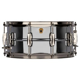 Image for Super Ludwig COB Snare Drum w/ Nickel Hardware from SamAsh
