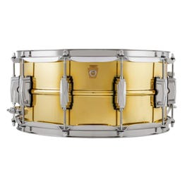 Image for Super Brass Snare Drum from SamAsh