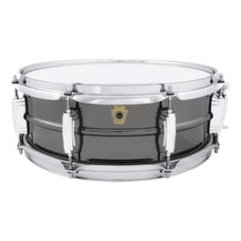 """Image for Black Beauty 8-Lug Snare Drum (5""""x14"""") from SamAsh"""