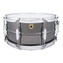 """Image for Black Beauty 8-Lug Snare Drum (6.5""""x14"""") from SamAsh"""