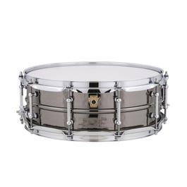 Image for Black Beauty Snare Drum with Tube Lugs, Hammered from SamAsh