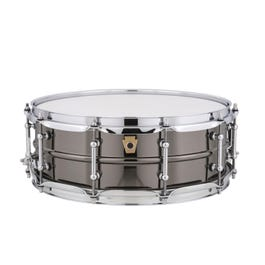 Image for Black Beauty Snare Drum with Tube Lugs from SamAsh