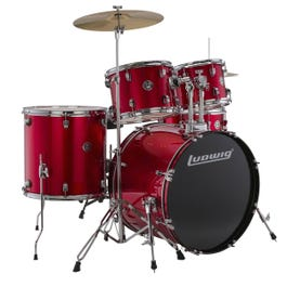 """Image for Accent Drive 5-Piece Complete Drum Set - 22"""" Bass from Sam Ash"""