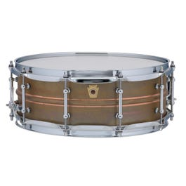 Image for Copperphonic Snare Drum with Tube Lugs, Raw from SamAsh