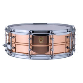 Image for Copperphonic Snare Drum with Tube Lugs from SamAsh