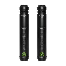 Image for LCT 140 AIR Small Diaphragm Condenser Microphone Stereo Pair from Sam Ash