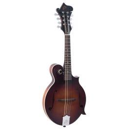 The Loar LM-310FE-BRB Honey Creek F Style Mandolin  w/ Fishman Nashville Pickup