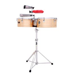 Image for LP1415-BZ Prestige Series Bronze Timbales from SamAsh
