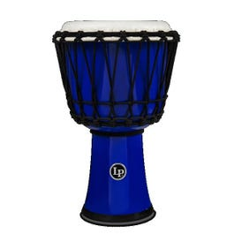 """Image for 7"""" Rope Tuned Circle Djembe with Perfect Pitch Head (Blue) from SamAsh"""