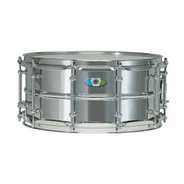 "Ludwig 6.5""x14"" Supralite Snare Drum"