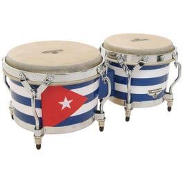 Image for M201QBA Matador Cuban Flag Bongos from SamAsh