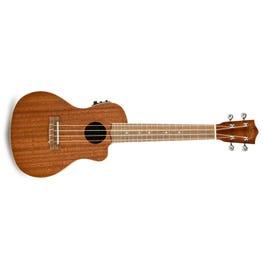 Image for MA-CEC Mahogany Acoustic-Electric Concert Ukulele from SamAsh
