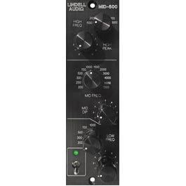 Lindell Audio MID-500 500 Series Passive EQ