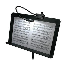 Image for MS-12-HI High Intensity Music Stand Light from SamAsh