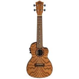 Lanikai OA-CEC Oak Concert Acoustic-Electric Ukulele
