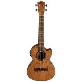 Lanikai OA-CET Oak Tenor Acoustic-Electric Ukulele