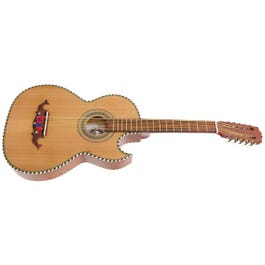 Image for Odessa Bajo Quinto Guitar from SamAsh