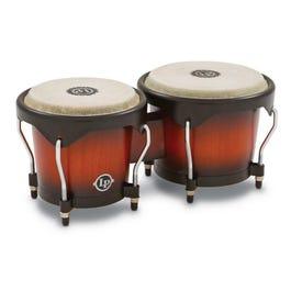 Latin Percussion City Bongos, Vintage Sunburst