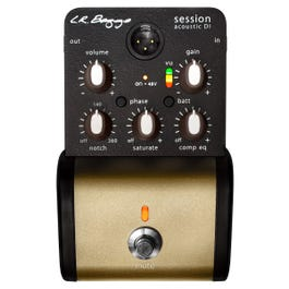 L. R. Baggs Session Acoustic DI Preamp Pedal