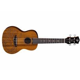 Luna Guitars Tattoo Mahogany Concert Ukulele