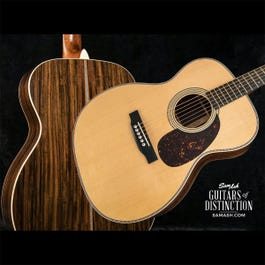Image for 000-28 Modern Deluxe Acoustic Guitar from SamAsh