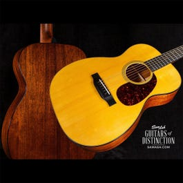 Image for 00-18 Acoustic Guitar from SamAsh