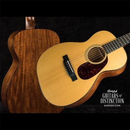 Image for 0-18 Parlor Acoustic Guitar from SamAsh