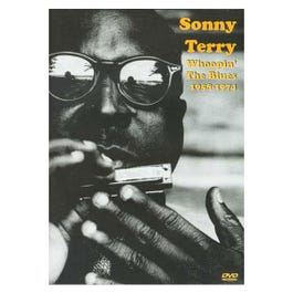 Image for Sonny Terry Whoopin The Blues 1958 to 1974 (DVD) from SamAsh