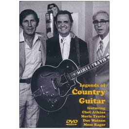 Image for Legends of Country Guitar DVD from SamAsh