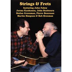 Image for Strings and Frets DVD from SamAsh