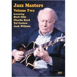Image for Jazz Masters Vol. 2 DVD from SamAsh