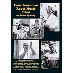 Image for Four American Roots Music Films (DVD) from SamAsh
