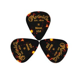 Image for 351 Style 12 Pick Pack, 96mm, Heavy from SamAsh