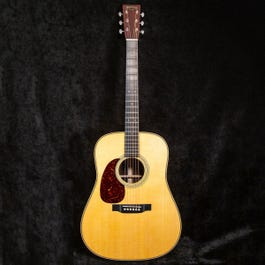 Image for HD-28 Dreadnought Left-Handed Acoustic Guitar from SamAsh