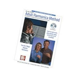 Image for Adult Harmonica Method Book & CD from SamAsh