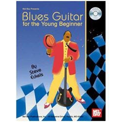 Image for Blues Guitar for the Young Beginner from SamAsh