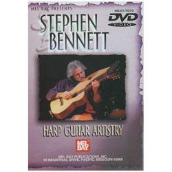 Image for Stephen Bennett: Harp Guitar Artistry DVD from SamAsh